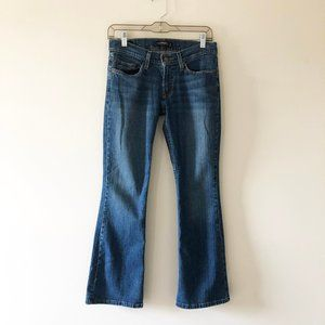 Levi's Juniors Too Superlow Jeans 7 SHORT
